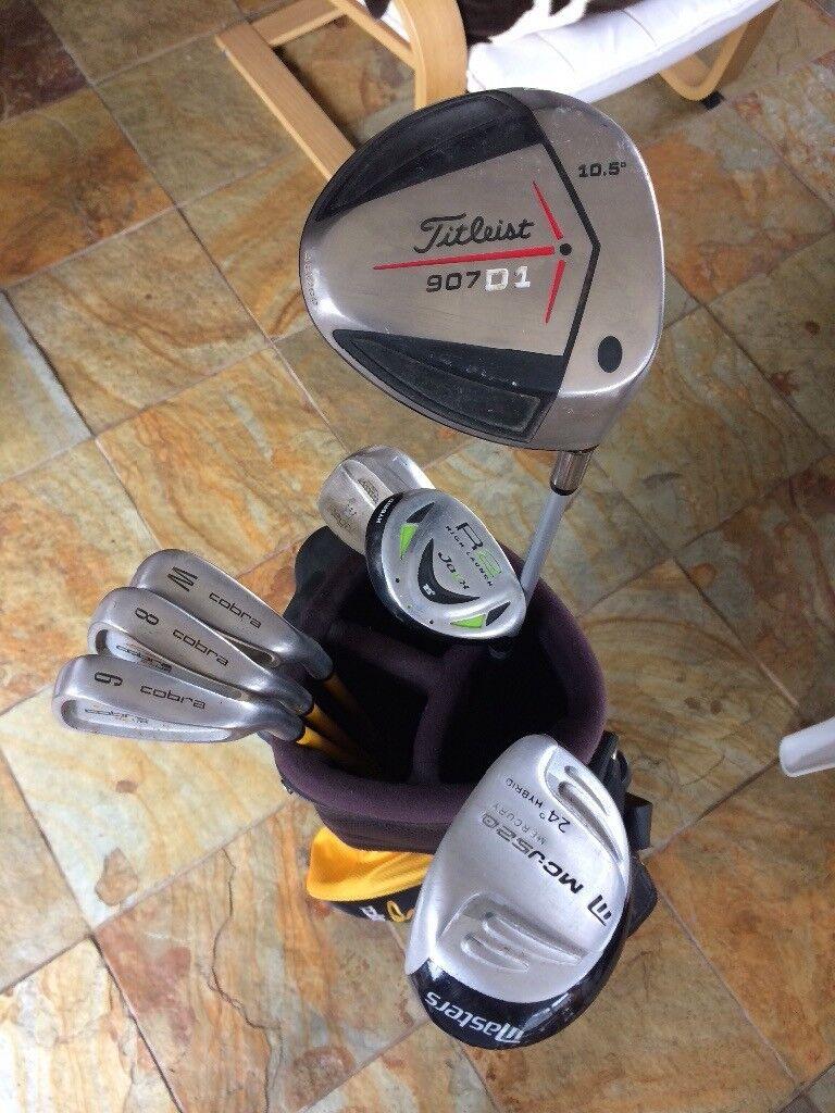 Titleist/Cobra Junior Golf Clubs