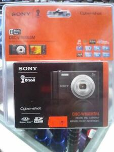 SONY DSC-W800BSM DIGITAL STILL CAMERA 20.1 MP, 5x Optical Zoom