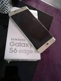 samsung s6 edge plus 32gb platinum gold unlocked
