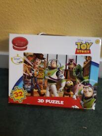 Nine Kids Jigsaws Selection for 3-4yr olds