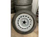 "16""C Wheel And Tyre Trafic Vivaro Primastar"