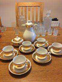 Old coffee/tea set