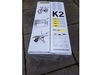 K2 Karcher compact pressure washer
