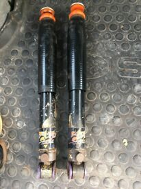 Vauxhall Nova/Corsa AVO Adjustable Shock Absorbers
