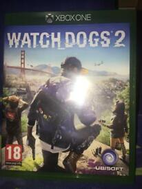 Watch dogs 2 (can swap for mafia 3)