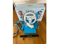 LIMITED EDITION Nintendo Wii Mario and Sonic Bundle Wii console