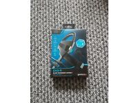 Gioteck EX3-R Wired Chat Ear Hook Headset for PS4