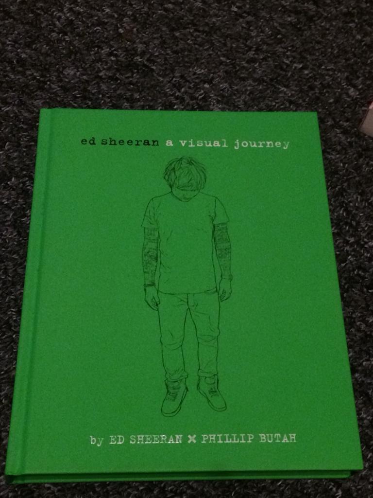Ed Sheeran, YouTube and Kurt Cobain Books