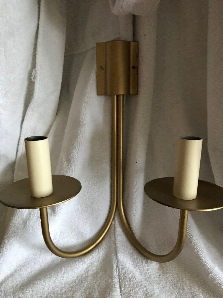 Double jim lawrence wall light in antiqued brass in reading double jim lawrence wall light in antiqued brass aloadofball Gallery