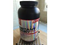 instant whey protein
