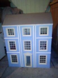 X2 wooden dolls houses
