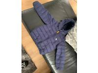 Boys Timberland coat age 5 used great condition