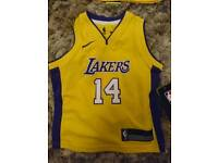 Toddler nba nike lakers jersey brand new age 4