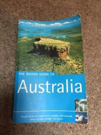 Rough guide to Australia rough guide collection