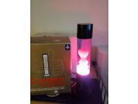 Genuine Mathmos rare Jet Lava lamp with original box