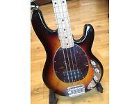 MusicMan Stingray active bass