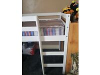 Kids Shorty Bed in great condition