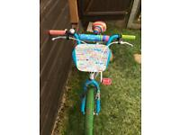 "Girls Avigo bike ""Toys R Us"""