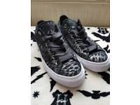 Converse All Star Foil suede Ox size 41