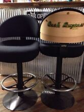 Poker machine bar stool x 2 Buxton Wollondilly Area Preview