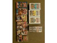 Only fools and horses video collection.