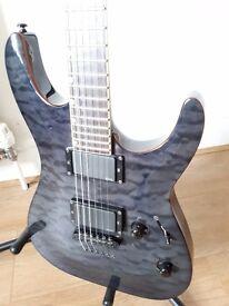 ESP Ltd MH-400NT Electric Guitar. Excellent condition.
