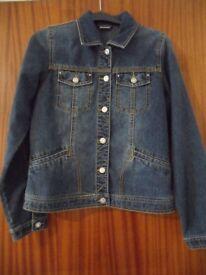 NextTeenage Girl's Denim Jacket
