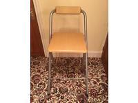 Folding bar stool / chair
