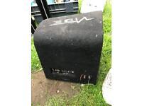 Vibe subwoofer box