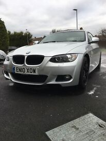 BMW 320D 2010 COUPE MSPORT