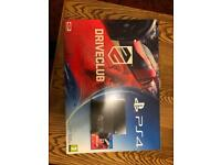 PS4 500GB with Assassins Creed syndicate