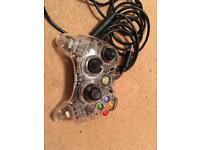 X box 360 controller - lights up
