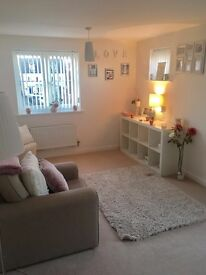 2 bedroom first floor apartment in Fforestfach. Immaculate condition. Unfurnished. No pets.