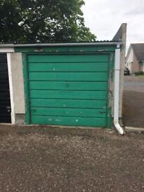 Garage wanted