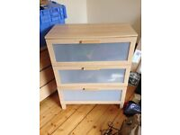 Chest of 3 drawers - Ikea Austmarka