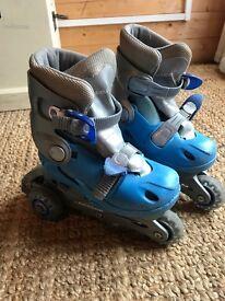 Children's rollerblades / rollerboots Boys