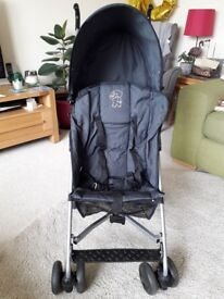 Umbrella buggy / stroller