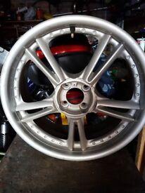 """18"""" mini wheels"""