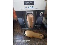 Fade Blade Clipper (Adonis)
