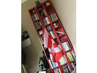 Ikea dvd/cd storage