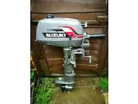 Suzuki dt4 4hp 2 stroke outboard