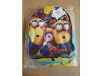 Minions Backpack NEW