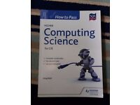 How to pass Higher Computing Science