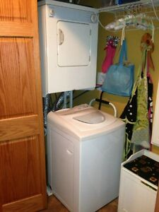 about kenmore apartment size washer washer and dryer stackable