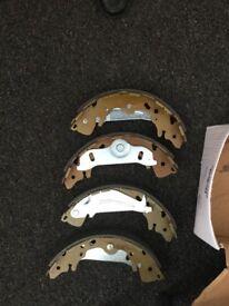 Brand new break shoes for Kia Sedona