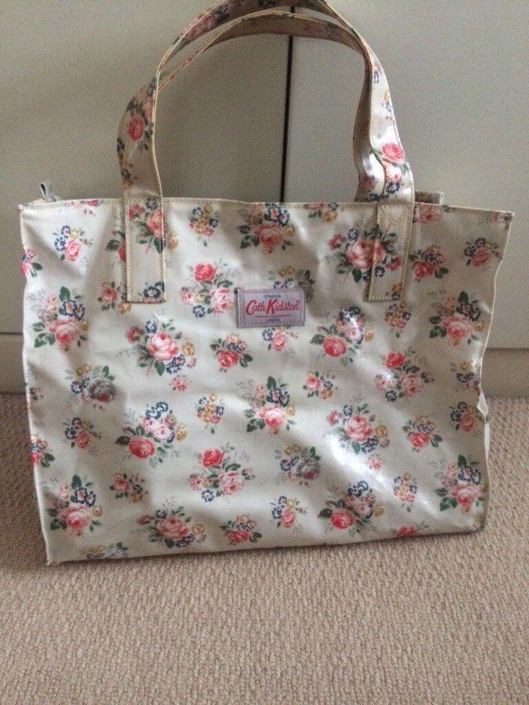 Cath Kidston shopping bag