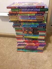 30 Beast quest books