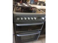 Cannon ceramic top cooker fully working order comes with 1 month guarantee