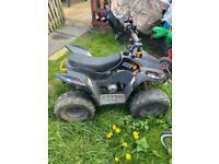 Fox 7 quad bike