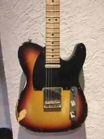 LUXXTONE NASHVILLE T Guitar